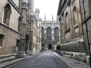 Cambridge, Engeland – Deel 3