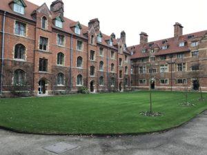 Cambridge, Engeland – Deel 2