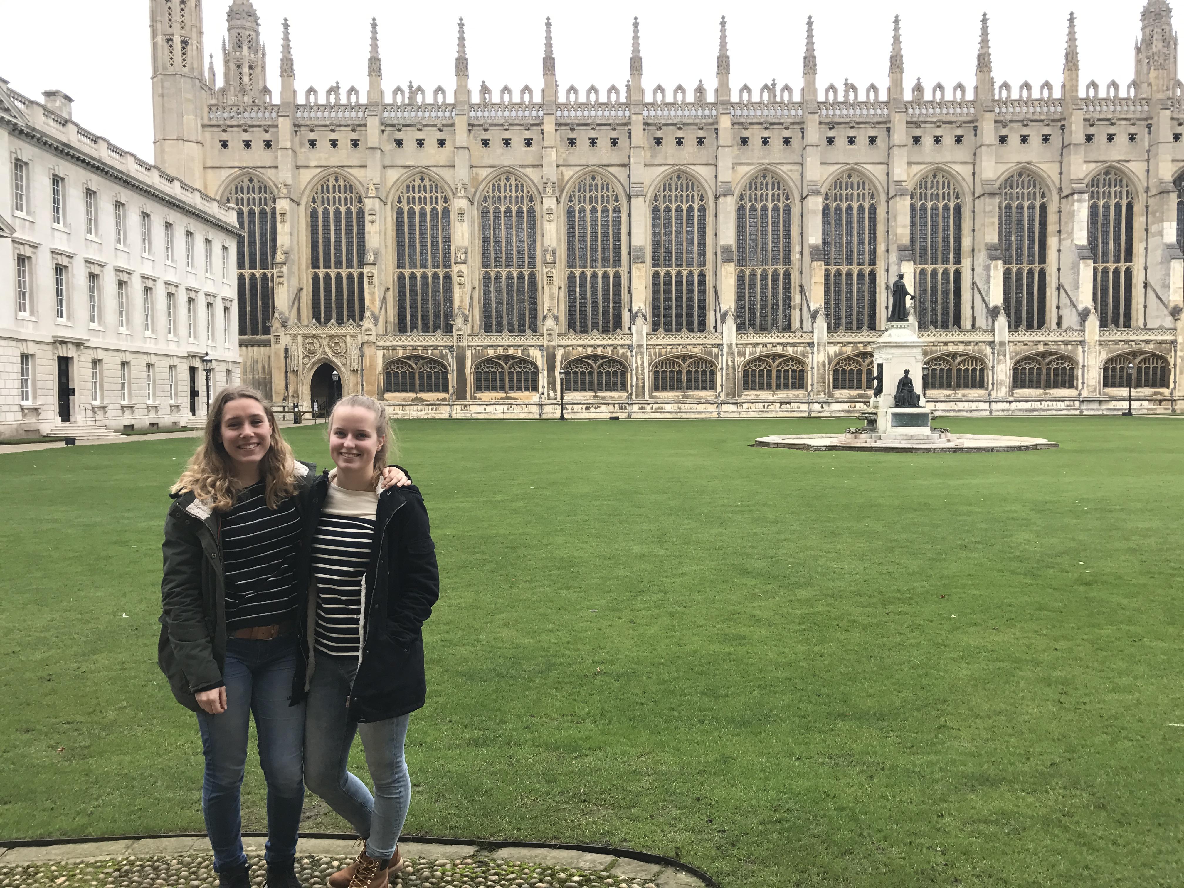 Cambridge, Engeland – Deel 1