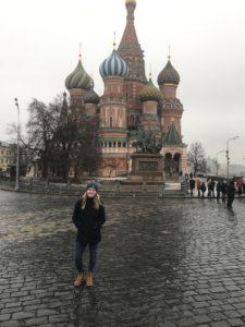 Moskou,Rusland – Deel 2