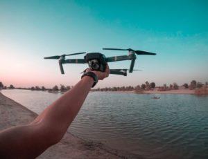Nieuwe aankoop: Guardo Drone