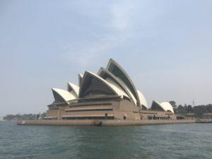 AUS (2) – Sydney sightseeing en zonnige kerst