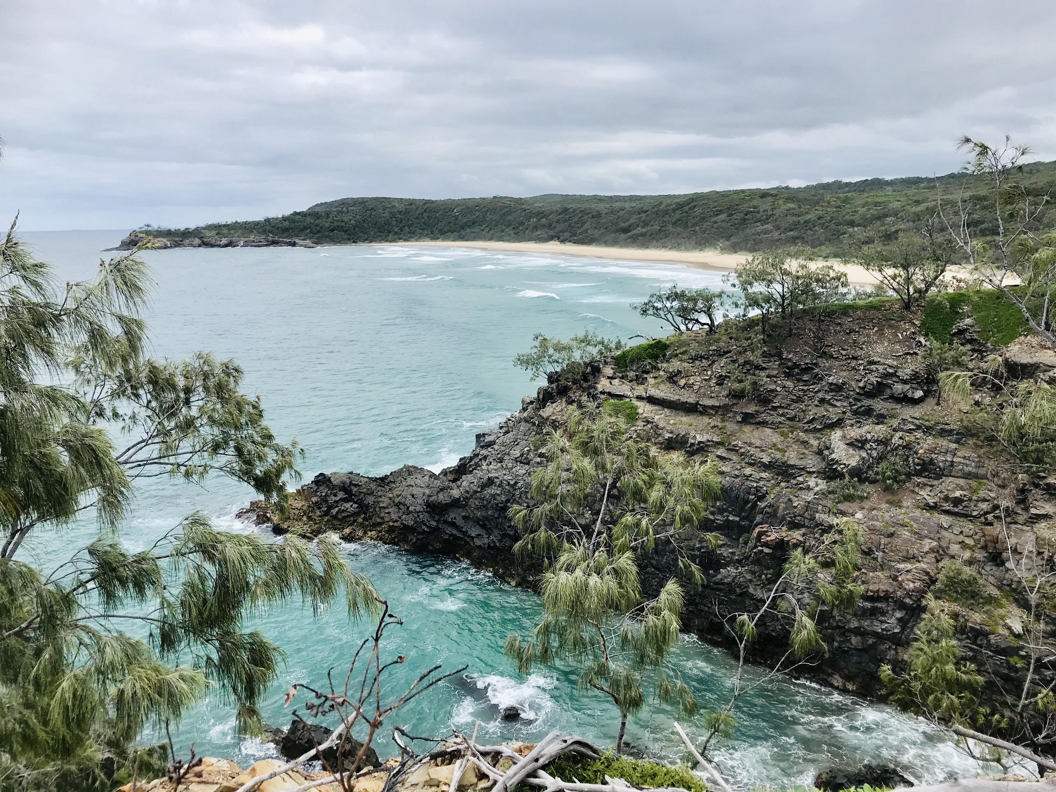 AUS (11) – Terug in Byron Bay en op pad in Noosa