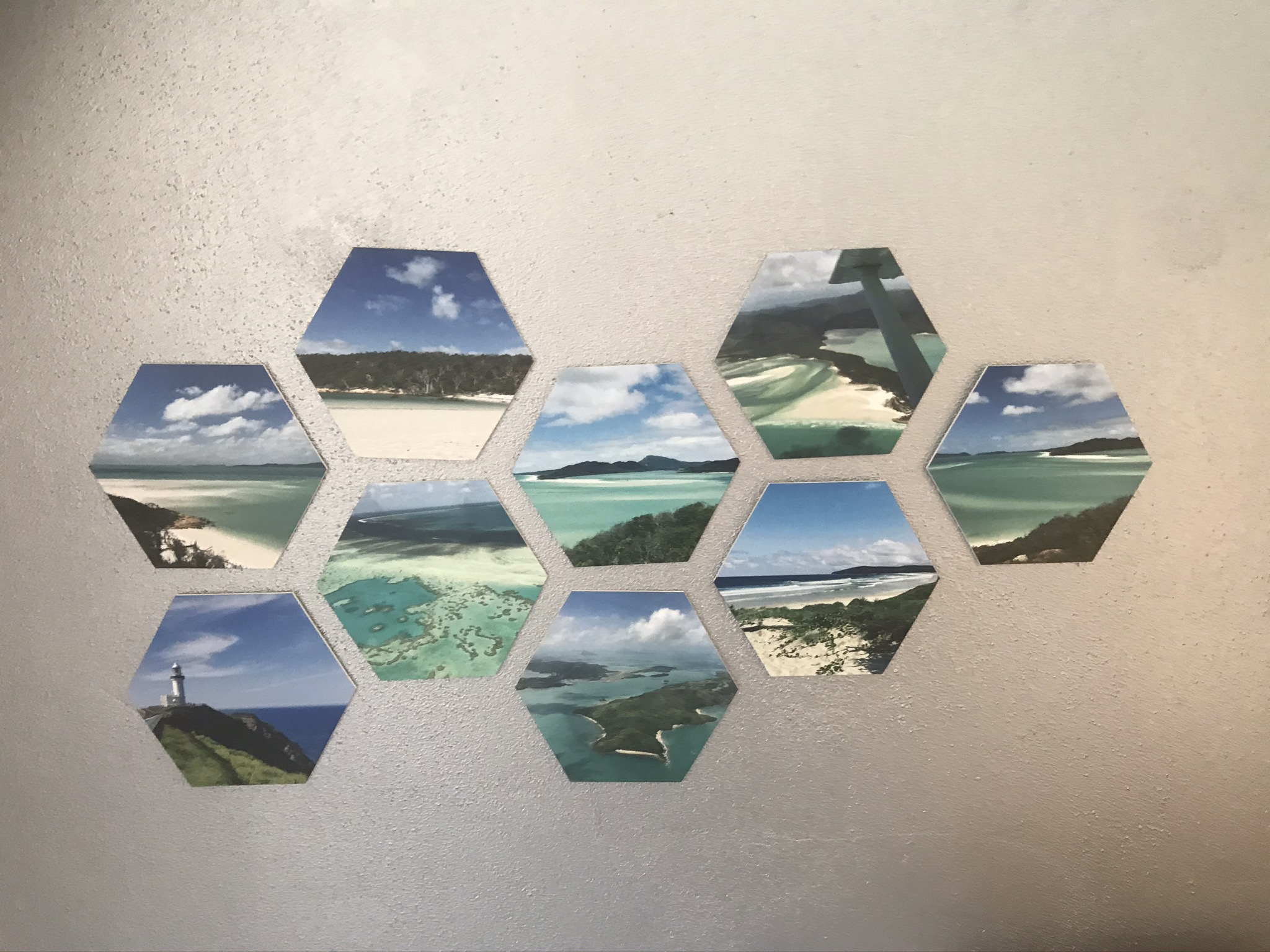 Review – FotoCadeau hexagons